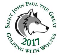 2107 golf wolf logo